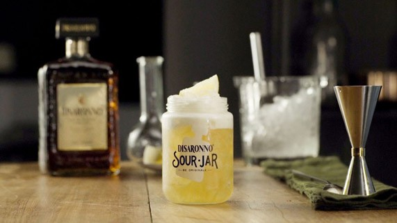 Image result for disaronno sour